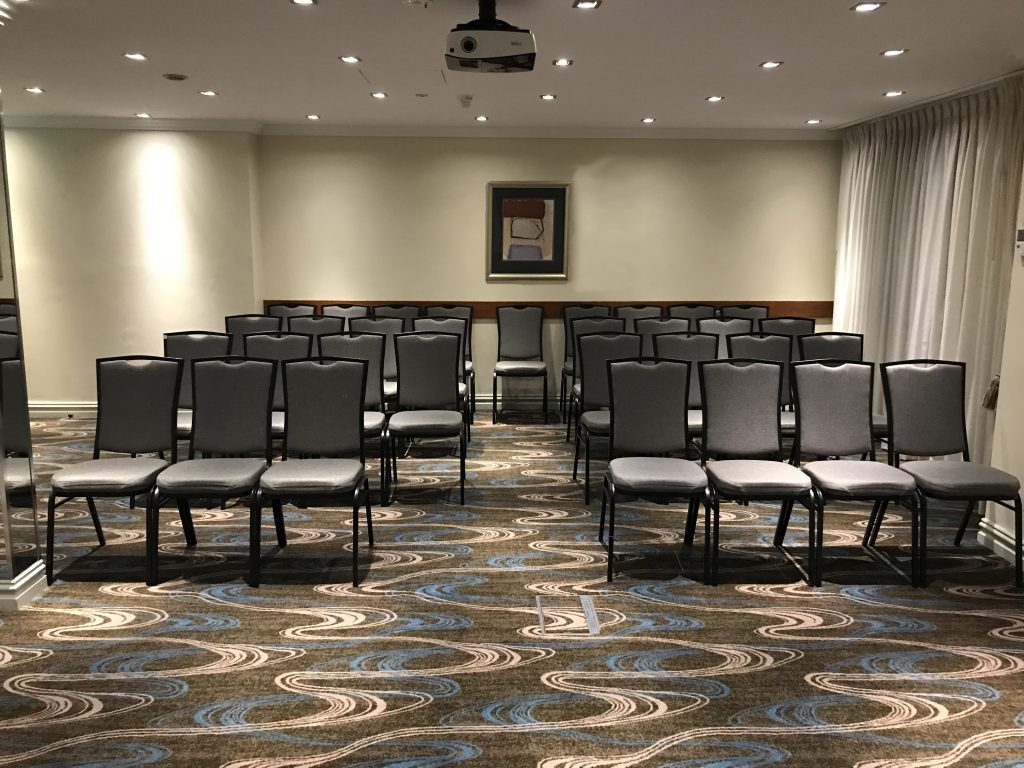 Macquarie Room - Theatre Style