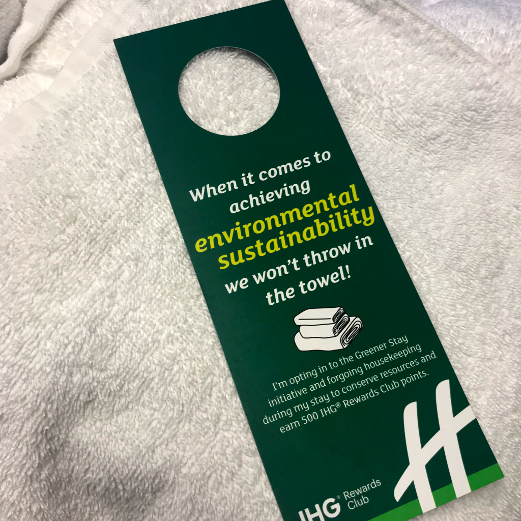 a greener stay door knob hanger
