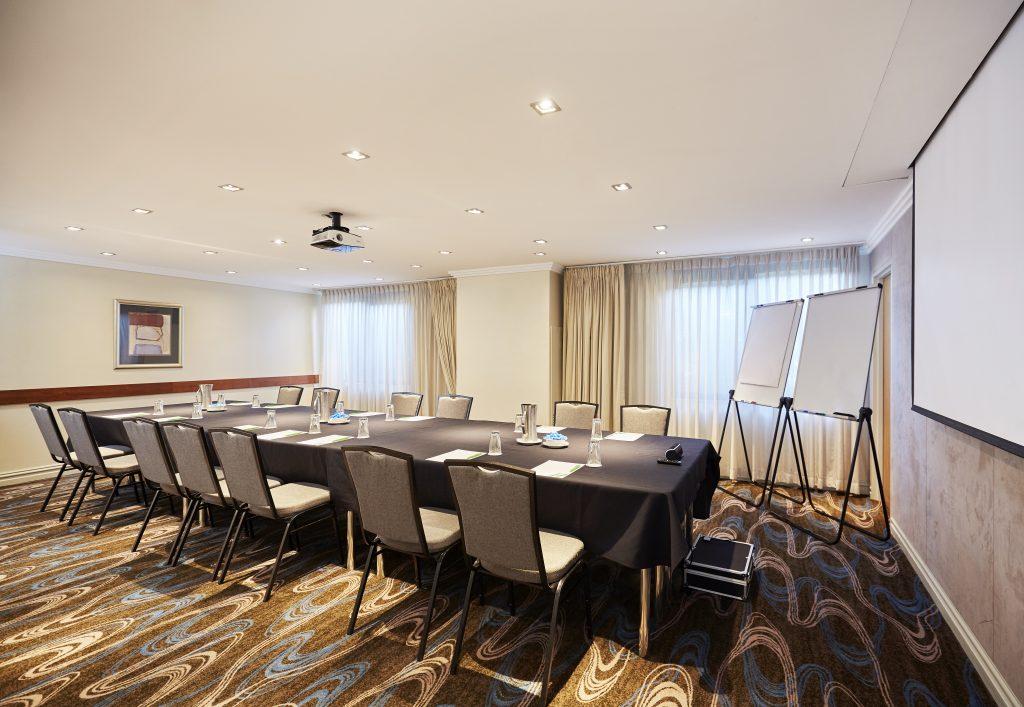 Parkes Room Boardroom Style 2